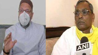 UP: ओम प्रकाश राजभर बोले- असदुद्दीन ओवैसी भी बन सकते हैं उत्तर प्रदेश के मुख्यमंत्री