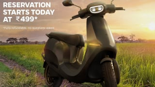 Riding Big: Ola Electric Scooter Receives Over 1 Lakh Bookings in 24 Hours