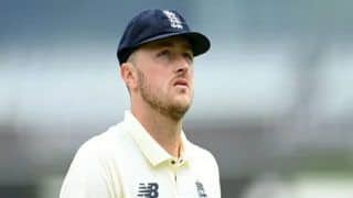England Pacer Ollie Robinson Cleared to Play Immediately