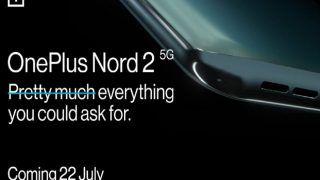 लॉन्च से पहले OnePlus Nord 2 की भारतीय कीमत का खुलासा, दमदार फीचर्स से होगा लैस