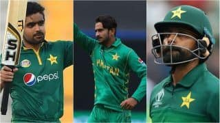 PCB Central Contracts 2021: Babar Azam, Mohammad Rizwan, Hasan Ali in Category A; Mohammad Hafeez Ignored, Sarfaraz Ahmed Demoted