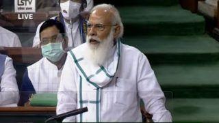 नए मंत्रियों के परिचय के दौरान विपक्ष का हंगामा, पीएम ने कहा- दलित और महिला विरोधी है विपक्ष
