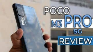 Poco M3 Pro 5G Review: Features, Specifications, Pricing | Watch Video