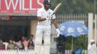 County Select XI vs Indians : कप्तान रोहित शर्मा ने टॉस जीतकर पहले बल्लेबाजी का फैसला किया