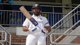 County select xi vs indians rohit and boys wear black armbands in yashpal sharmas honour 4829153