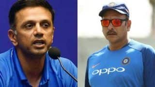 Should Dravid Take Over From Ravi Shastri as Head Coach? Kapil Dev Answers