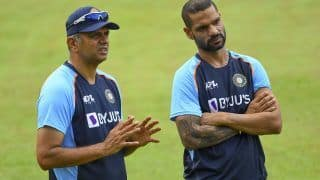India's Tour to Sri Lanka is an Opportunity For Rahul Dravid to Create Future Champions: Salman Butt
