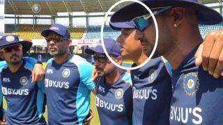 VIDEO: India Coach Rahul Dravid's Motivating Pep Talk to ODI Debutantes Ishan Kishan, Suryakumar Yadav is a Must Watch