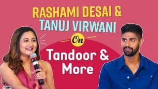 Rashami Desai And Tanuj Virwani Starrer 'Tandoor' Is All Set To Be Released   Watch What The Actors Has To Say About It