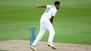 VIDEO देखें: इंग्लैंड सीरीज से पहले काउंटी में चमके Ravichandran Ashwin, लगाया विकेटों का 'सिक्सर'