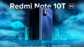 Redmi Note 10T 5G आज भारत में होगा लॉन्च, ऐसे देख सकते हैं लाइवस्ट्रीम, जानें संभावित कीमत और स्पेसिफिकेशन्स