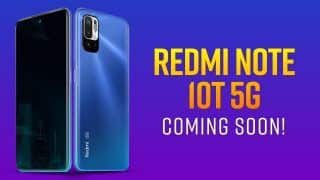 Redmi Note 10T 5G: Launch Date, Price And Specs   Tech Reveal