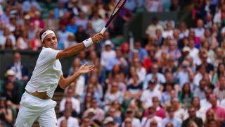 विंबलडन: Roger Federer का विजयी अभियान जारी, क्वॉर्टर फाइनल में पहुंचे