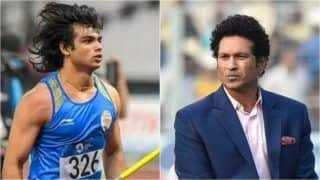 Tokyo Olympics 2020: Sachin Tendulkar's Strong Message For Tokyo-Bound Track And Field Athletes, Says 'Go For The Medal'