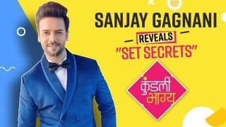 From Worst Memories To Favorite Person, Know What Kundali Bhagya Fame Sanjay Gagnani Reveals About His Sets | Exclusive Interview