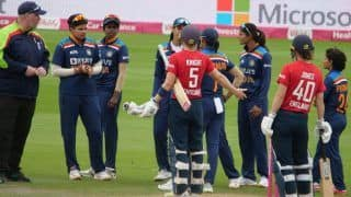 EN-W vs IN-W Dream11 Team Prediction England Women vs India Women 3rd T20I: Captain, Vice-captain, Fantasy Tips West Indies vs Pakistan, Playing 11s For Today's T20I at County Ground 11 PM IST July 14 Wednesday