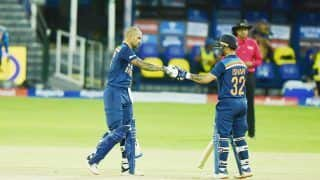 SL vs IND 2021 | Prithvi Shaw And Ishan Kishan Finished The Game in First 15 Overs: Shikhar Dhawan