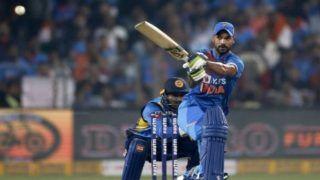 India vs sri lanka 1st odi shikhar dhawan becomes 2nd oldest to debut as captain for india 4823842