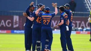 Cricket news india vs sri lanka 2nd t20i all eight indian players came in close contact with krunal pandya tested negative 4846591