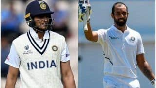Vihari to Replace Injured Gill, Rahul to Play Middle-Order: Report