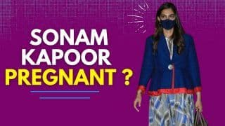 All You Need To Know About Actress Sonam Kapoor's Pregnancy Rumours, Her Movie Blind And More | Watch Video