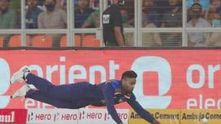 Suryakumar Yadav Feels Hardik Pandy Bowling in Nets And Intra-Squad Game is Good Sign