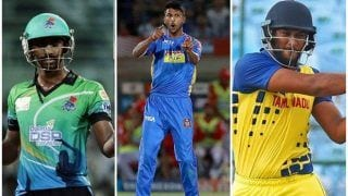 TNPL 2021: Shah Rukh Khan, K. Gowtham to Baba Aparajith, Players to Watch Out For in Tamil Nadu Premier League 5
