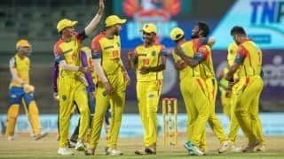 DD vs RTW Dream11 Team Prediction, Fantasy Cricket Tips, TNPL T20: Captain, Vice-Captain, Probable Playing XIs For Dindigul Dragons vs Ruby Trichy Warriors at MA Chidambaram Stadium, 7:30 PM IST, July 27 Tuesday