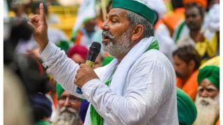 Rakesh Tikait Plans Tractor Parade On Independence Day; 'Big Panchayat' In UP's Muzaffarnagar on September 5