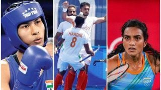 Tokyo Olympics 2021 Highlights Day 8: Lovlina Boroghain, PV Sindhu & Men's Hockey Team Shine on Fantastic Friday