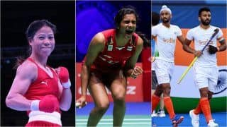 Highlights Tokyo Olympics 2020 Day 7, Today Updates: Mary Kom Crashes Out After Losing Rd-of-16; PV Sindhu, Satish Kumar, India Men's Hockey Team Reach Quarters