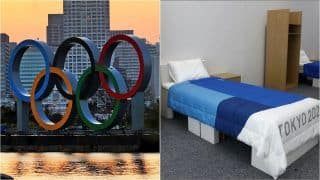 Tokyo Olympics 2020: Condoms as Souvenirs, 'Anti-Sex' Beds For Athletes to Avoid Intimacy at Games Village