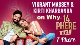Vikrant Massey And Kirti Kharbanda on Why 14 Phere And Not 7 Phere ? Exclusive Interview