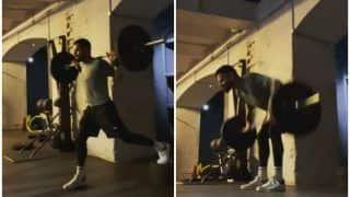 WATCH: Virat Kohli Gives Massive Fitness Goals Ahead of England Tests, Workout Video on Instagram Clocks More Than 1 Mn Likes in 60 Minutes