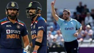 Cricket news icc odi t20 rankings virat kohli rohit sharma in top 3 chris woakes reaches to carrier best 4794877