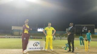 West Indies vs Australia Live Streaming Cricket, 4th T20I: When And Where to Watch WI vs AUS Match Online And on TV