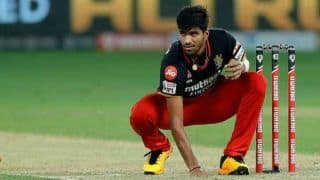 Washington Sundar to be Ruled Out of Second Leg of IPL 2021: Report