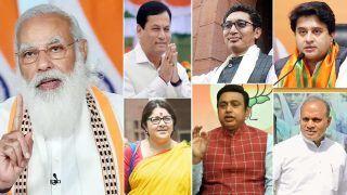 From Sarbananda Sonowal to Jyotiraditya Scindia: All Eyes On PM Modi's Cabinet Reshuffle Today