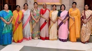 Cabinet Reshuffle 2021: Meet The Women Ministers in PM Modi's New Cabinet