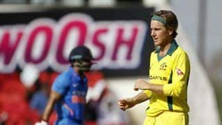 बिना ज्यादा शेफील्ड शील्ड मैच खेले ऑस्ट्रेलियाई टेस्ट टीम का हिस्सा बनने की ख्वाहिश रखते हैं एडम जम्पा