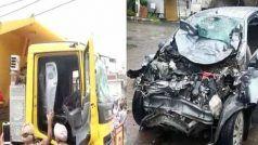 Bihar News: गया जिले में रात में भयंकर हादसा, इनोवा कार- हाईवा की भिड़ंत में 7 की मौत