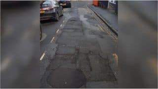 Tweet on Bad Road in Britain Turns Into Viral Thread of Potholes From Other Countries