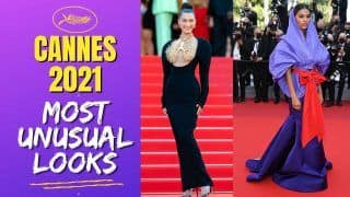 Cannes Film Festival 2021: Top 5 Unusual Looks at French Riviera