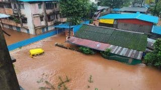 Video: Chiplun Submerged as Rains Continue Unabated in Ratnagiri District of Maharashtra