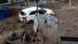 उत्तरकाशी में बादल फटने से 3 लोगों की मौत, राहत बचाव कार्य जारी, उत्तराखंड में अलर्ट जारी