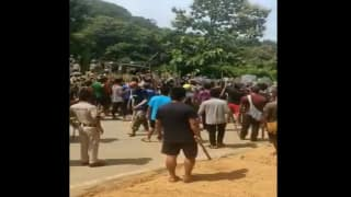 Assam-Mizoram Border Conflict: 6 Jawans of Assam Police Killed, Claims CM Himanta Biswa Sarma; Home Minister Amit Shah Intervenes