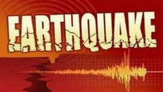 Earthquake: हैदराबाद में सुबह 5 बजे भूकंप के झटके महसूस किए गए, रिक्टर स्केल पर 4.0 रही तीव्रता