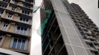 Mumbai News: निर्माण कार्य में लगे लिफ्ट गिरने से पांच लोगों की मौत, बचाव कार्य जारी