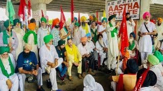 Police Beef Up Security Ahead of Farmers' Protest at Jantar Mantar Today, Govt Says Ready For Talks