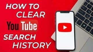 How to Delete YouTube Search History; Explained Step by Step | Tech Reveal